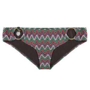 e87e0a5d51 BOHO bikini bottom - exclusive low aztec - dark taupe XS L XL - I Love BOHO