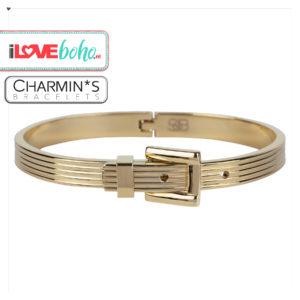 Charmin 's bracelet – ceinture – goud